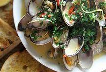 Yummy - seafood and fish ....