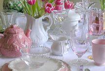 Themed Table and Decor Ideas
