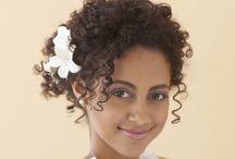 Wedding hair & make-up / No need to follow rules