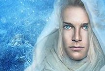 Snowmancer / Now available for free at most major ebook retailers. Snowmancer began as an Love is an Open Road prompt for Filipa: https://www.goodreads.com/topic/show/2232993-dear-author-filipa