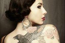 Tattoos / tattooed chicks