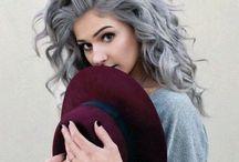 HAIR & HAIR STYLE