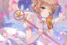 Sakura card captoor