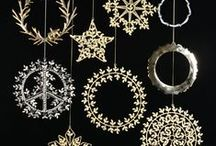 Holiday / Holiday Ornaments and Inspiration by Nima Oberoi Lunares