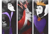 Disney Villains <3
