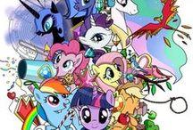 MLP pony