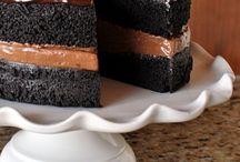 Delicious cakes...& cookies!