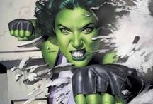 MARVEL ∙ She-Hulk