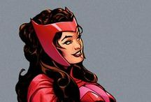 MARVEL ∙ Scarlet Witch