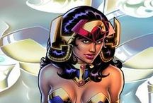 DC ∙ Big Barda