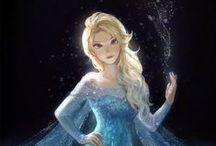 DISNEY ∙ Elsa