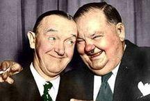 Laurel & Hardy / La piu' grande coppia comica di tutti i tempi