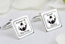 Father of the Bride and Groom / Ideas for the father of the bride and groom
