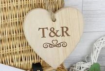 Wedding Gift List / Wedding gifts with personality!