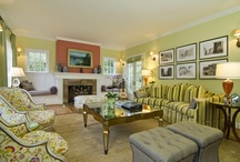 Traditional Lake Oswego Home / Adding just the right touches to your traditional home to make it lively yet in keeping with its architecture.