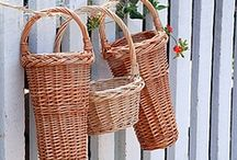 ~Baskets~ / by Elizabeth .