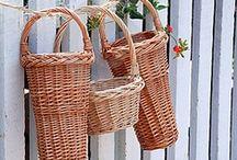 ~Baskets~ / by Elizabeth Loper
