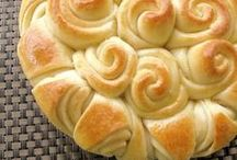 food ideas / all  about  serving and making sweet food and  bread