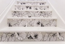 stairs / mostly only the  decoration of simple stairs / by Lolawawa