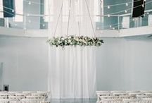 | MODERN | / Stay up-to-date on the latest trends in the world of wedding décor.  Whether it's upcycling, eye-catching patterns or incorporating touches of the outdoors, this board will keep you updated on everything related to modern wedding décor.