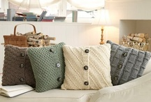 d.i.y. pillows