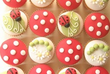 visually the best of cupcakes and gateau