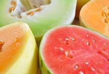 food ideas arbuzy melony / melons, watermelons