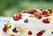 food ideas berries & cherries