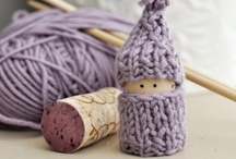 KAROLINA' grandma box / crochette knitting for grand daughter