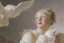 Jean-Honore Fragonard / Jean-Honore Fragonard  Born: 05 April 1732; Grasse, France  Died: 22 August 1806; Paris, France  Active years: 1750 - 1799  Field: painting, drawing, etching  Nationality: French  Art Movement: Rococo