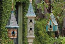 Bird Houses / by Ellen