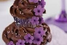 CUPCAKES & CAKES & SCONES / by Susie Collins
