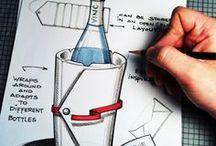 Sketching / Bocetos - Diseño conceptual