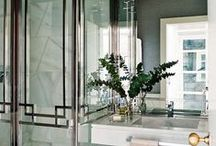 Small and fancy bathrooms / beautiful bathrooms / by Patricia Yargus