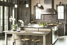 Heart of the Home / Kitchens with class and character