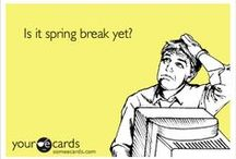 Spring Break   2016 / Things to do, places to see and tips for a fun and safe spring break.