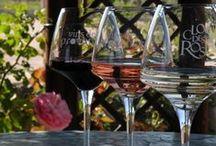 Nos vins / Venez déguster nos vins Rouge, Rosé et Blanc de grande finesse et de caractère, s'inscrivant dans la riche palette des vins de Fréjus et de Provence.