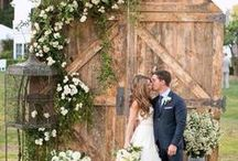 | RUSTIC | / For those seeking a wedding with a more traditional feel, you can't beat the charm of a classic rustic-style wedding.  Handmade details, whimsical touches and elements of nature define a true timeless, rustic wedding.