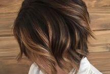 Hair / Hair, Style, Haircut, Hairstyle, Haircolor