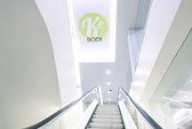 Kebody Milano / KeBody, la palestra diventa di moda! Un ambiente moderno e innovativo con luce naturale a due passi dal Duomo e nella zona shopping più trafficata di Milano.