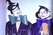 B L I T Z  -  C O D E S / Eaely 80's inspiration - New Romantic - Blitz -