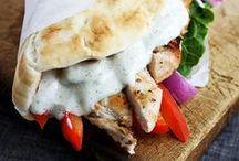 Kuchnia grecka - Greek cuisine #greekcuisine / Przepisy kuchni greckiej, sałatki, przekąski, desery, dania główne, koktajle. Prawdziwa, typowa grecka kuchnia! Greek cuisine, salads, starters, deserts, main dishes, coctails. True, typical greek cuisine!