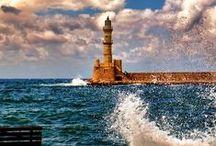 Kreta - Crete #crete / Wyspa Kreta - plaże, zabytki, ludzie, widoki, zwierzęta, krajobrazy, kuchnia, muzea, restauracje, słońce. Crete island - beaches, monuments, people, views, animals, landscapes, cuisine, museums, restaurants, sun.