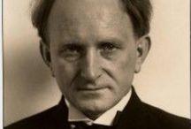 August Sander / (1876-1964) / by Alain Thomazo