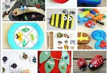 DIY for children / Creative & fun time for kids: ideas for children's crafts & DIY