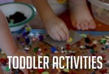 Active toddler / Do you have a toddler? Check out our collection for spending creative & fun time with your kid.