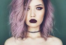 hair / Colour, Styles, Inspiration.