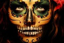 Halloween Ideas / Just a little board for all our Halloween costume and makeup inspiration and ideas. Whether it's to scare all your friends at the party or to be sexy and chic, let's see what there is...