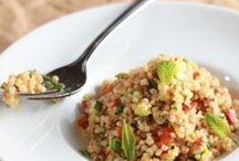 Rice & Risotto & Quinoa