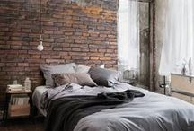 bedroom style / Bedding, Styles, Inspiration